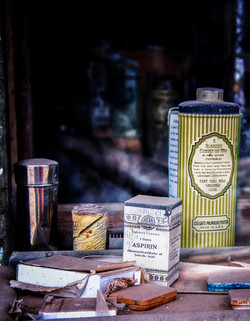 Aspirin & Powder--Bodie Ghost Town