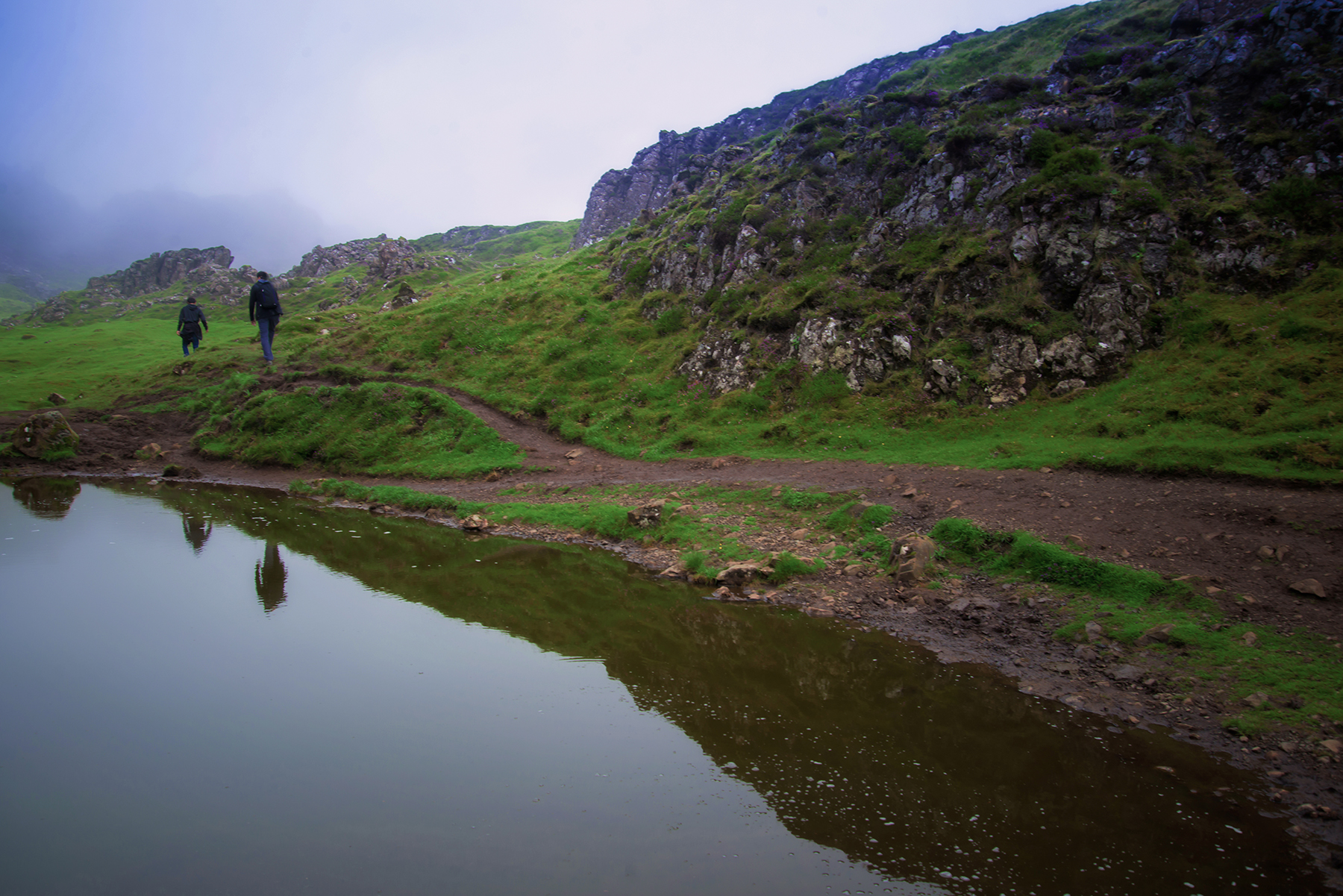 Reflected--Quiraing, Isle of Skye