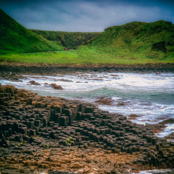 A View of Giant's Causeway