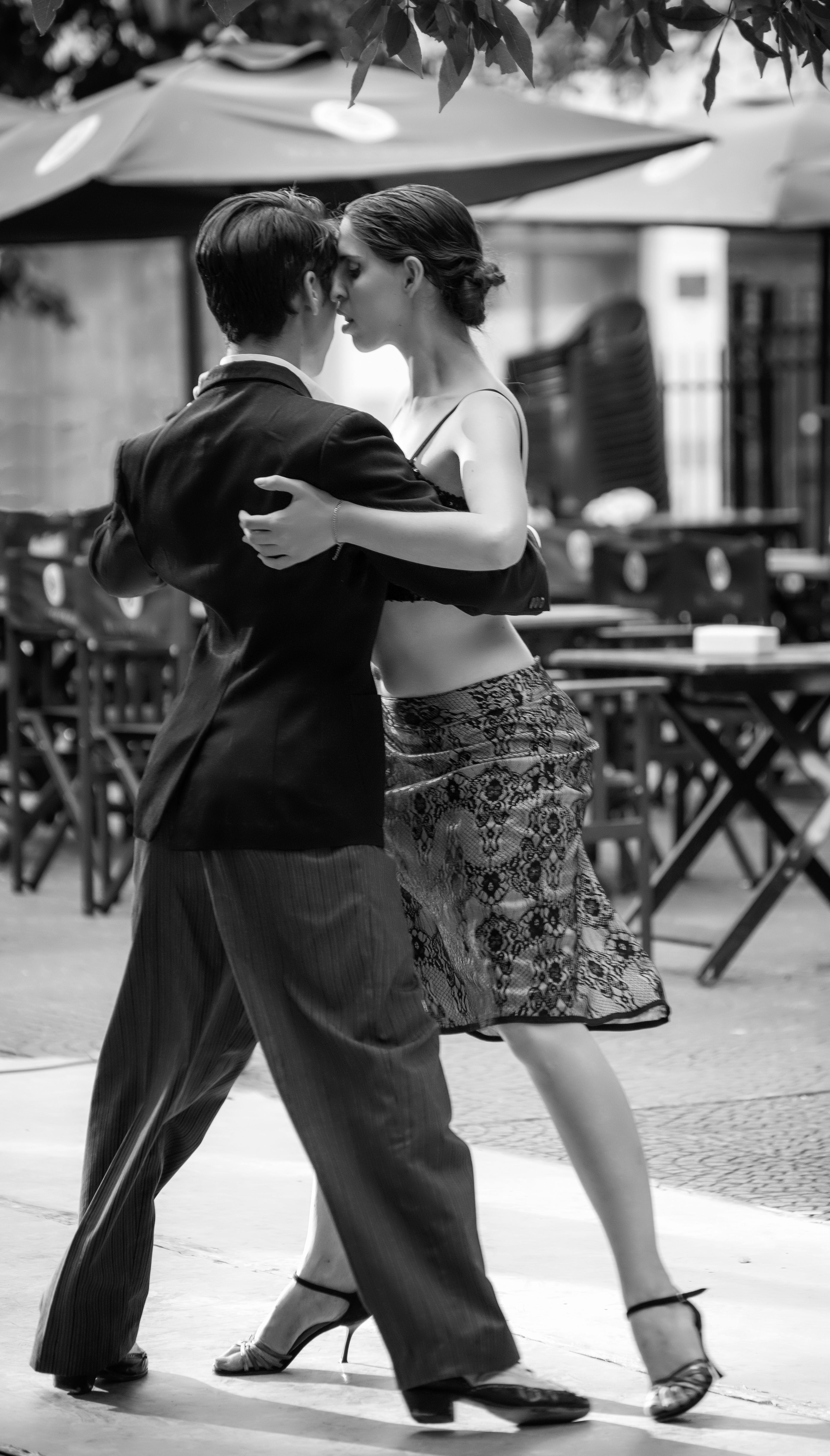 Un Tango-San Telmo-Buenos Aires