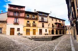 Frías Burgos España