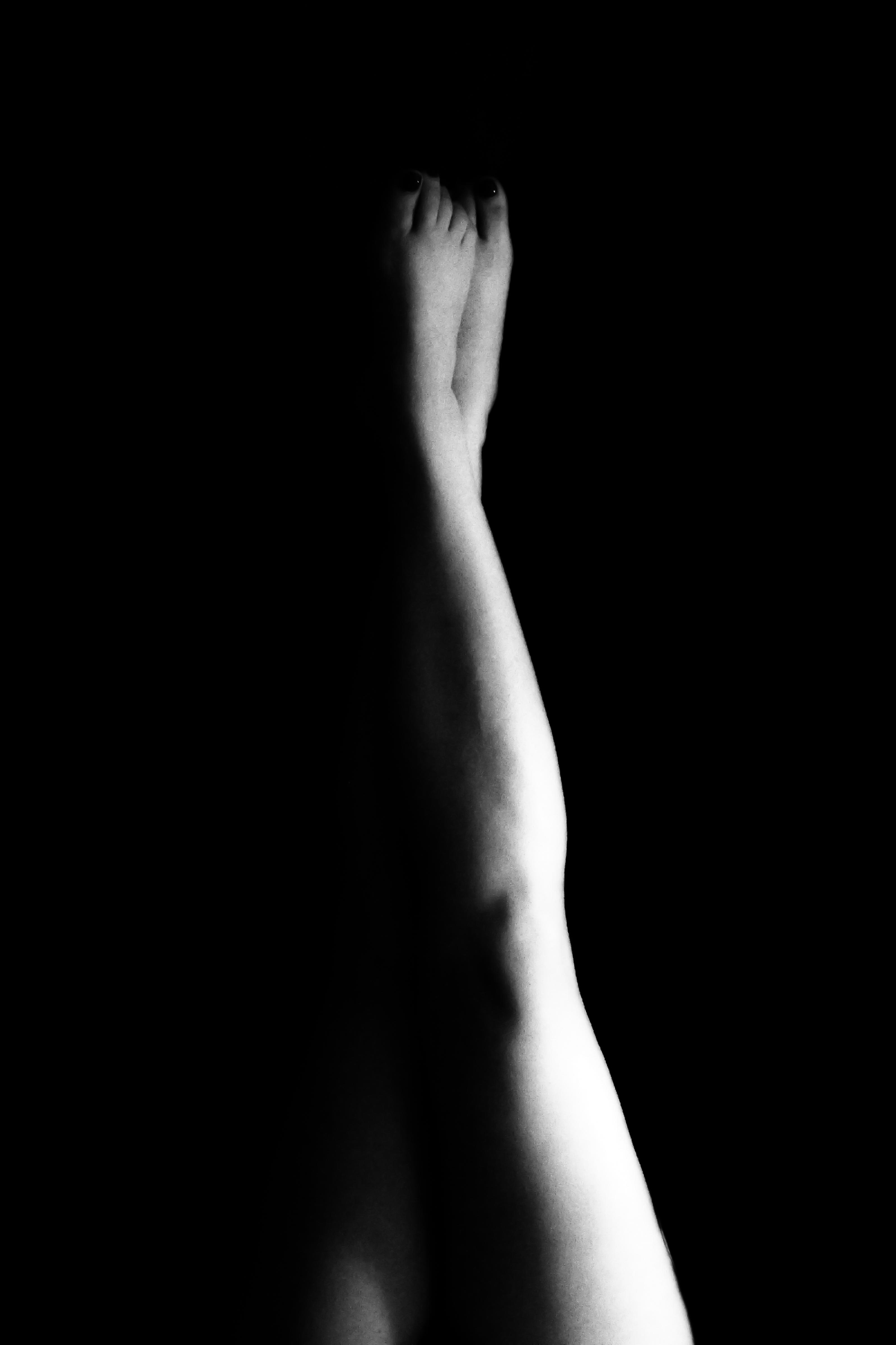 Legs Criss-crossed