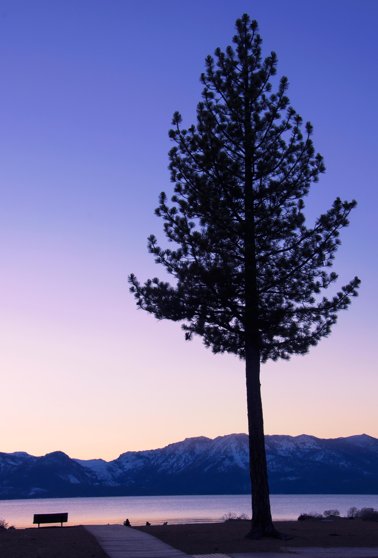 Lake Tahoe Sunset 3