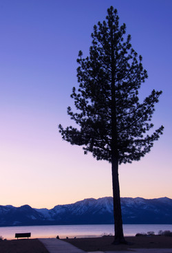Lake Tahoe Sunset 3