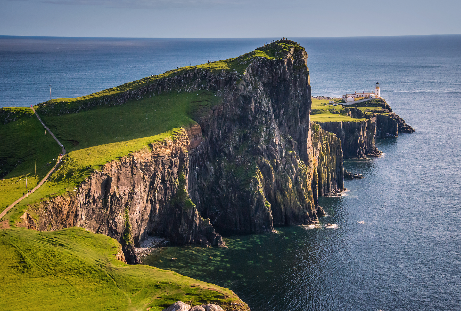Neist Point Lighthouse 2