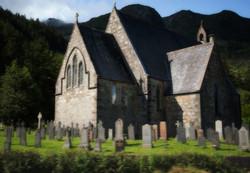 In a blur - St John's Episcopal Church,