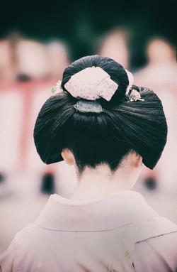 Geisha Coiffure