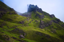 The Prison of the Quiraing