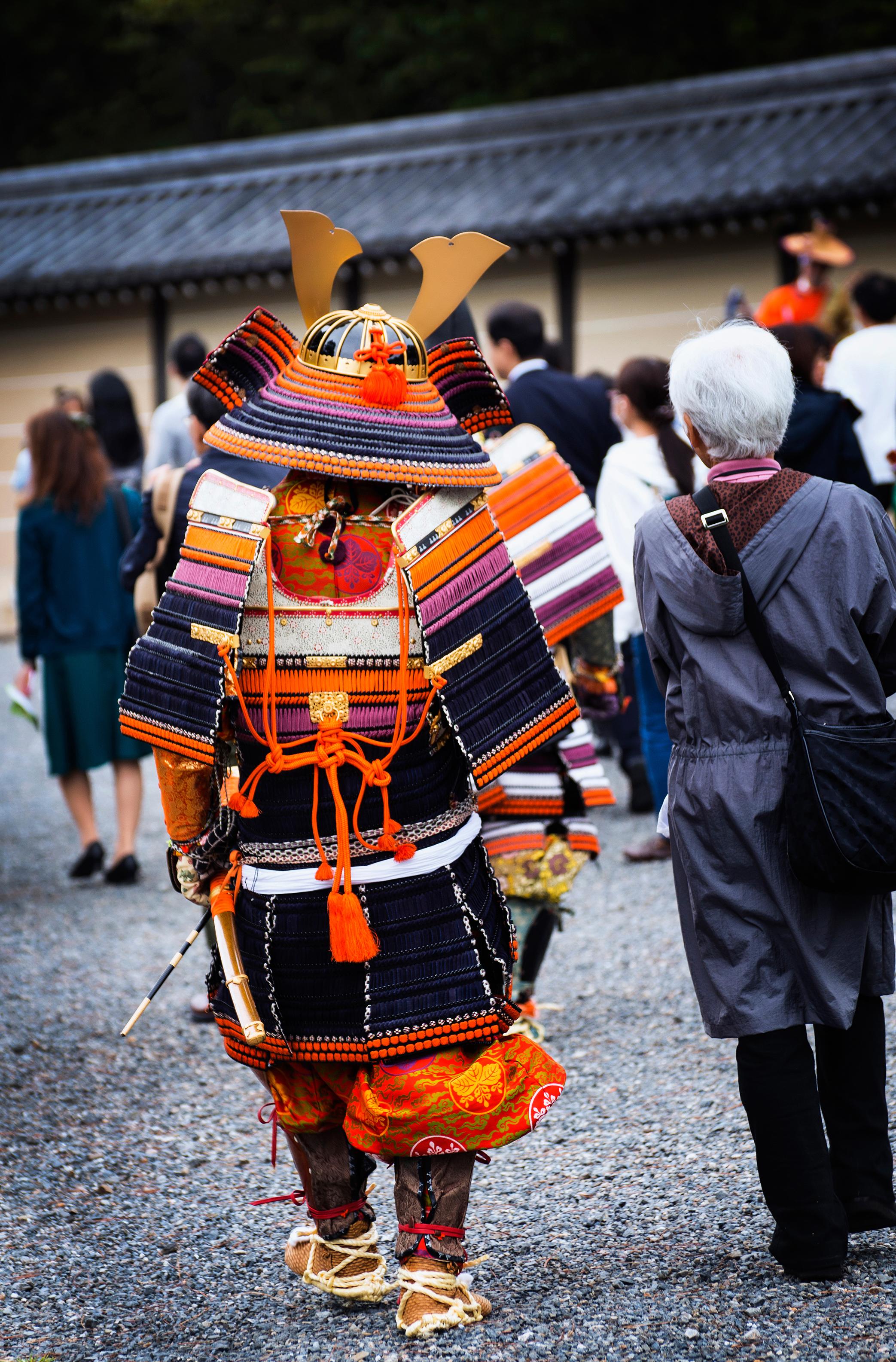 Jidai Matsuri Festival Kyoto Japan-8