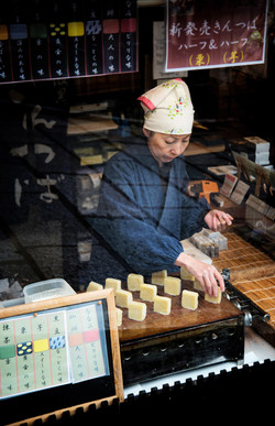 Handcrafted Delicacies Kyoto Japan