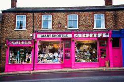 Mary Shortle, York