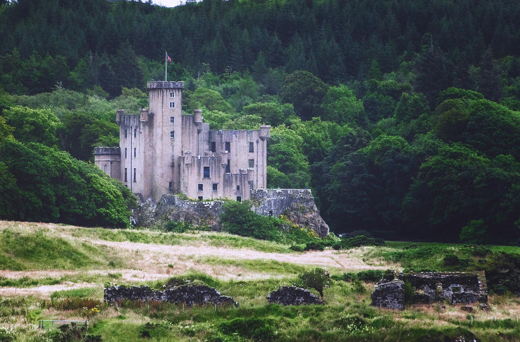 Dunvegan Castle & Garden, Skye