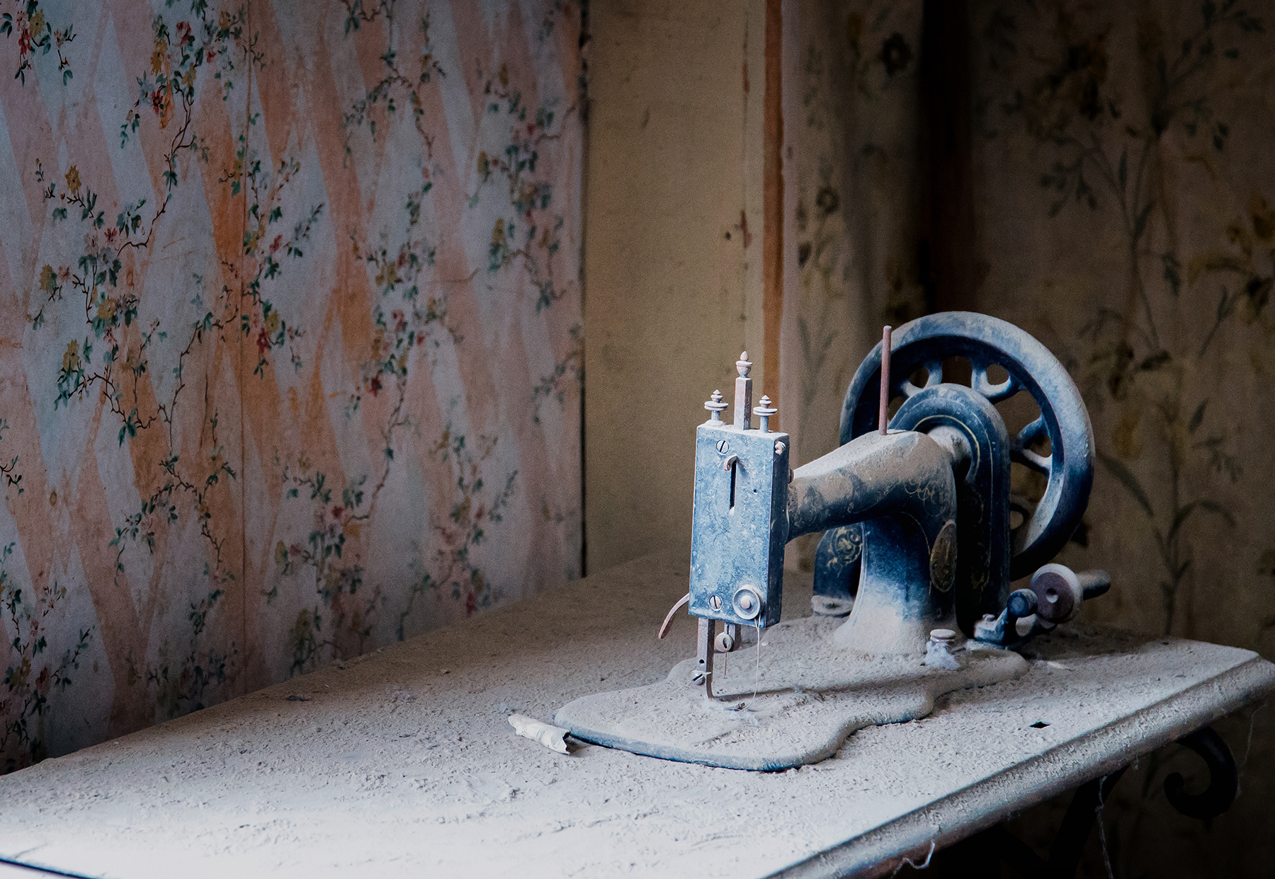 Sewing Machine--Bodie Ghost Town
