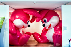 Blow-Up Traveling Inflatable Art Exhibit