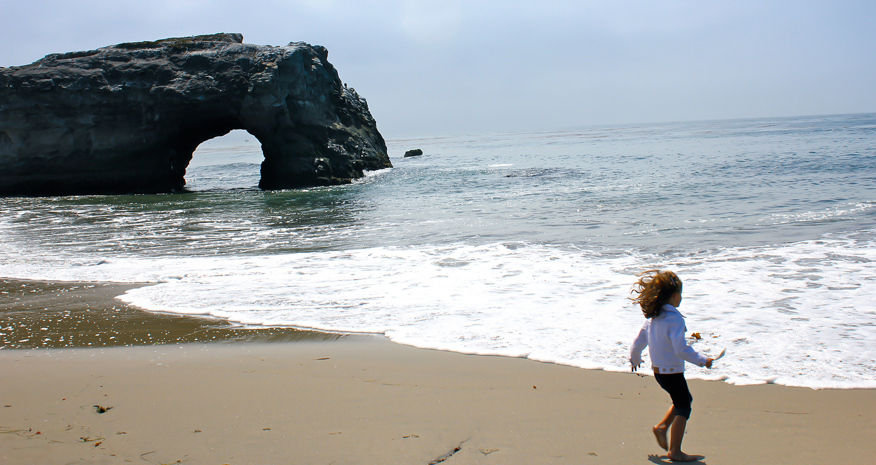 Natural Bridges, Santa Cruz