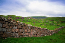 Rustic landscape, Isle of Skye