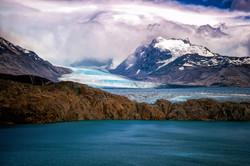 Upsala Glacier & Lago Guillermo