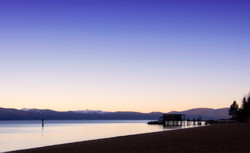 Lake Tahoe Sunset 2