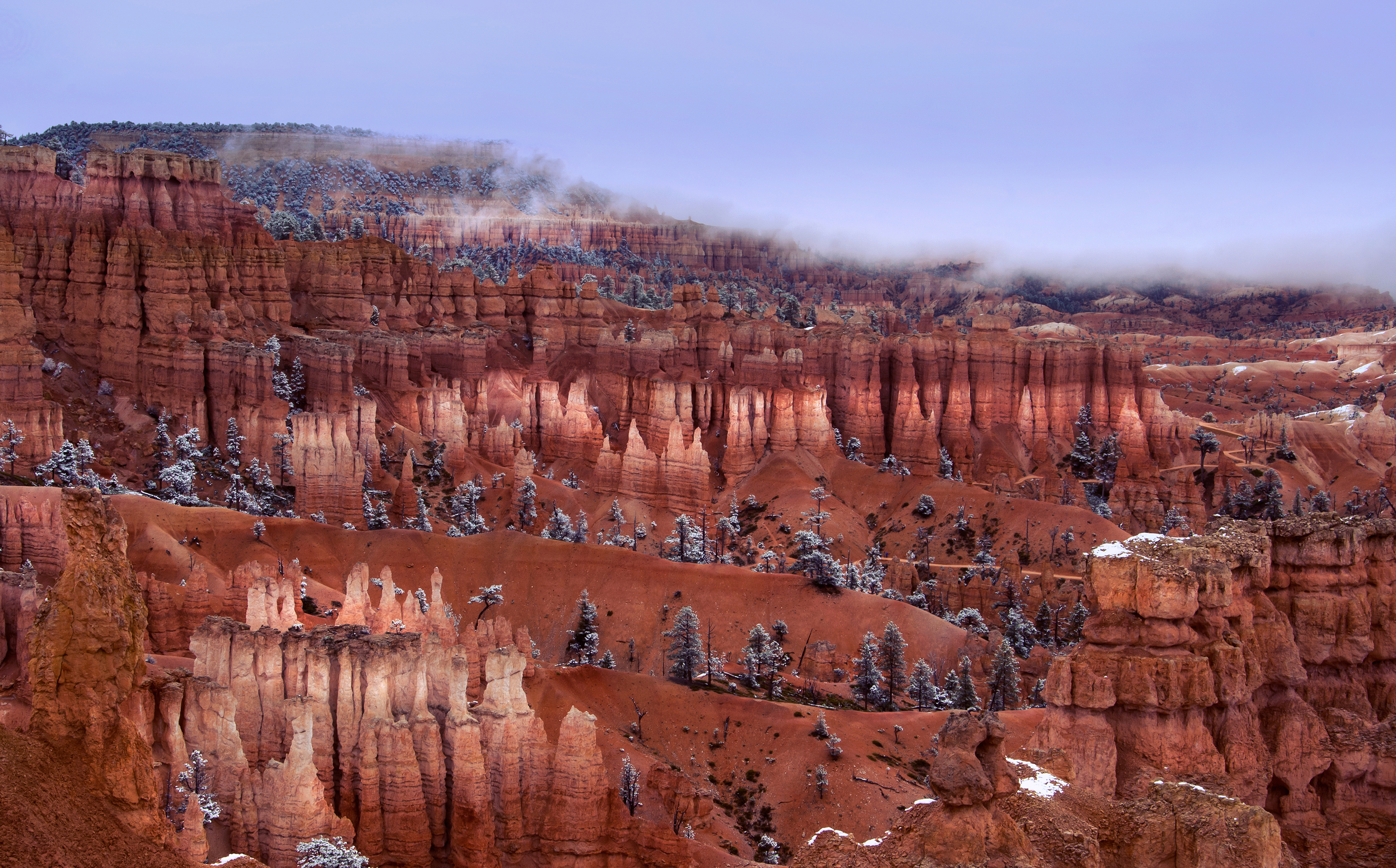 Inspiration Point - A Hoodoo Landscape