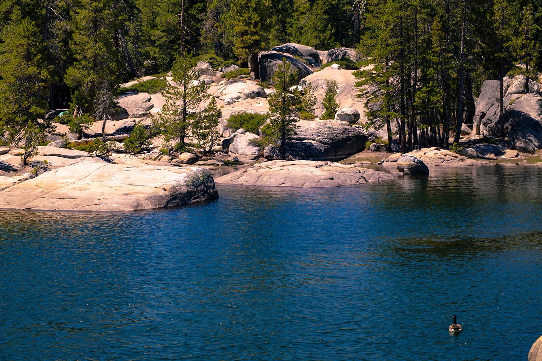 Beautiful Utica Reservoir