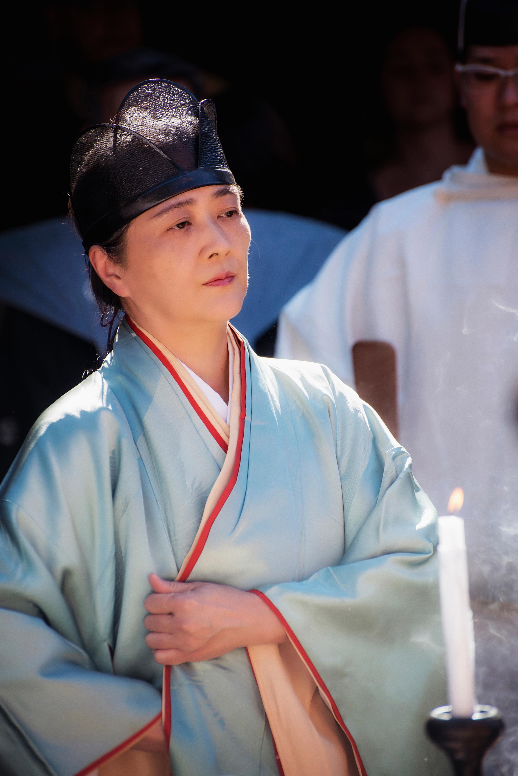 Jidai Matsuri Festival Kyoto Japan-7