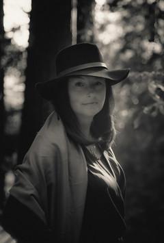 Amy in hat (BW).jpg