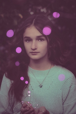 Amelie at 14