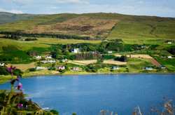 A view of Uig