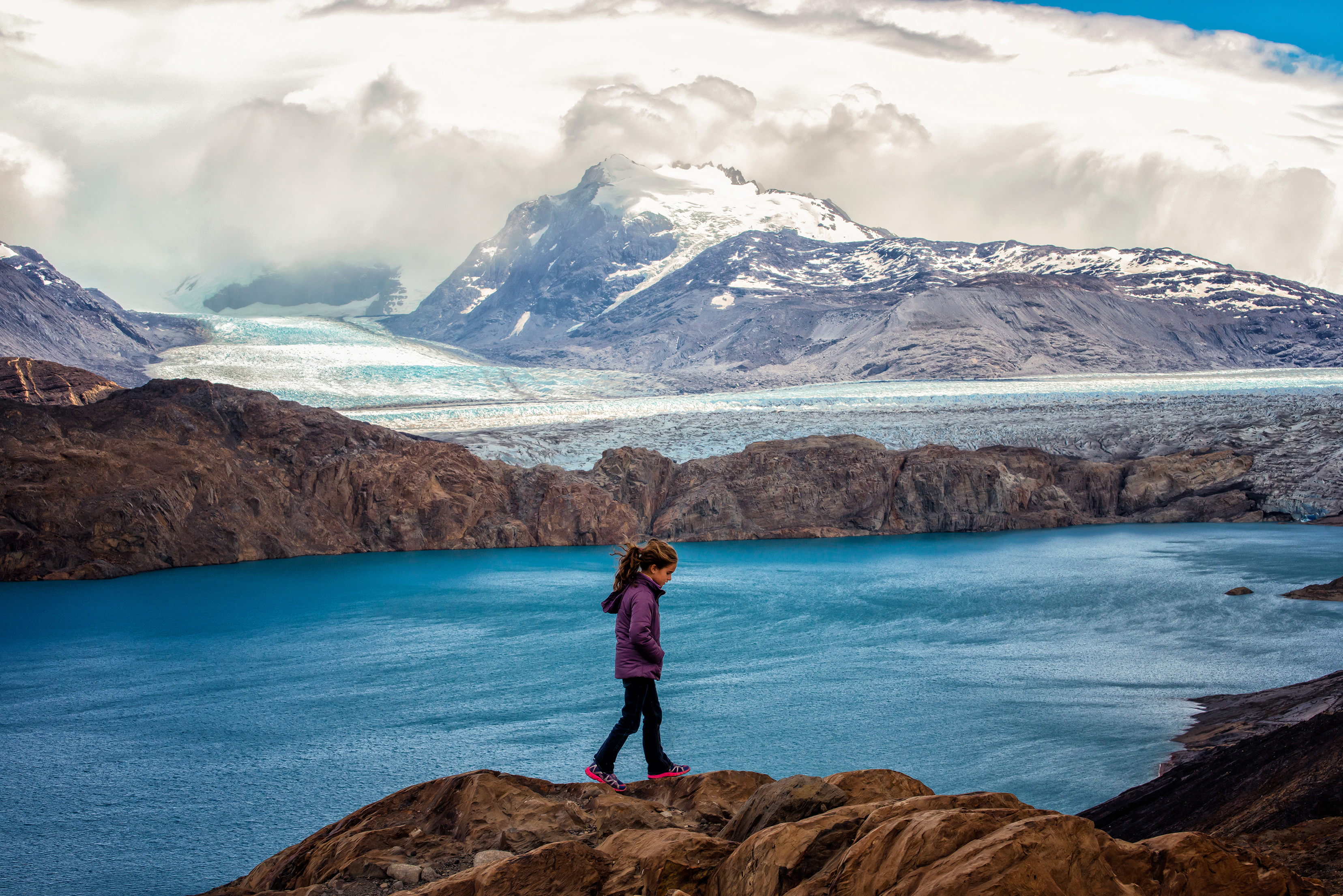 At the Edge of the World-El Calafate