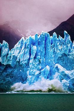 Breaking Ice-Perito Moreno Glacier-El Ca