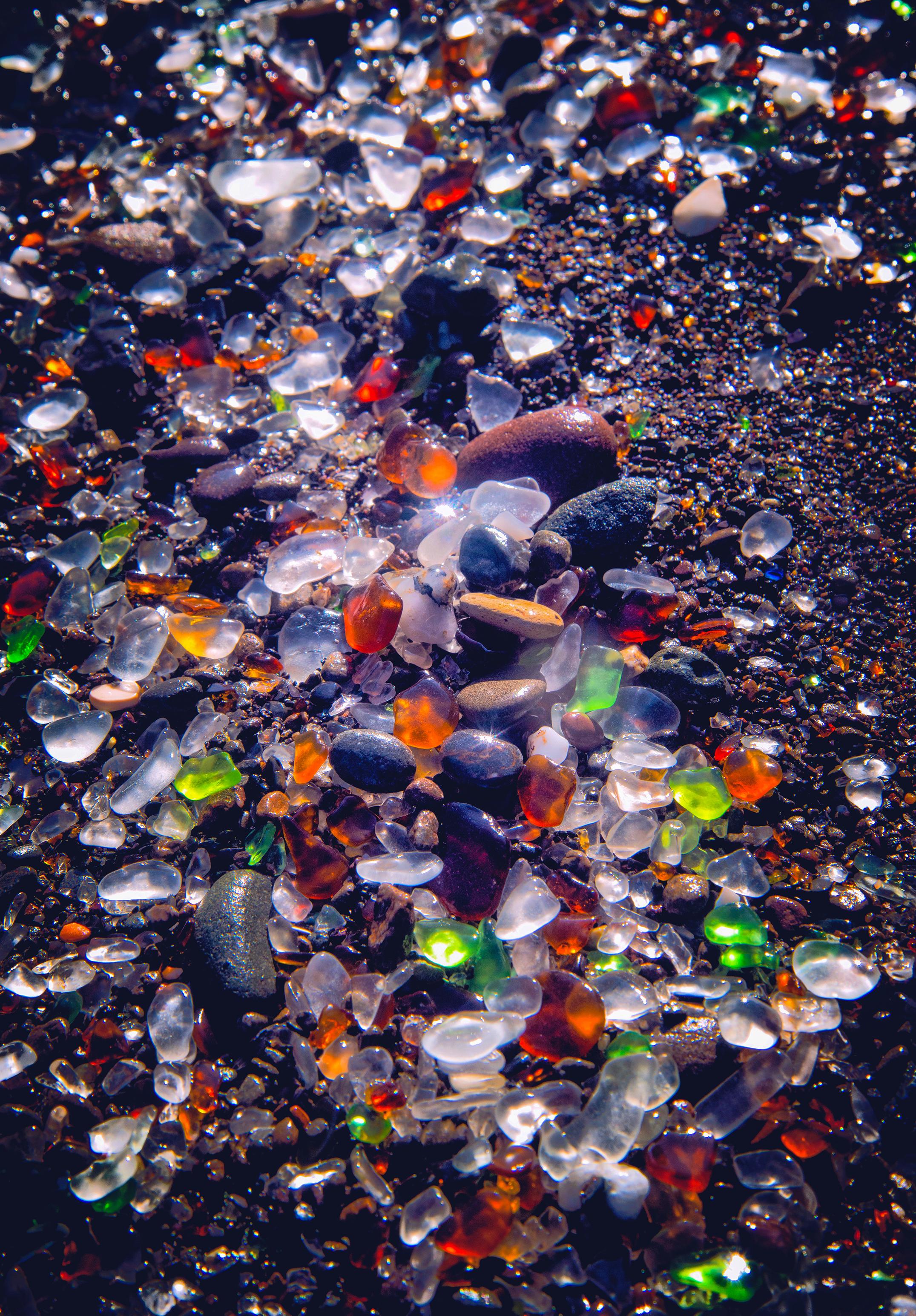 Glass beach Treasure 3