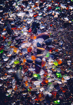 Glass beach Treasure 3