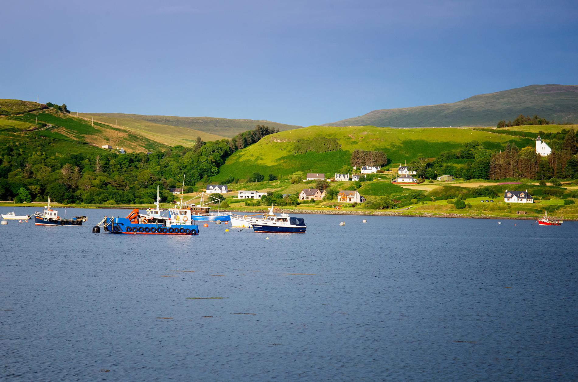 Uig Isle of Skye
