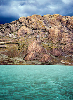 Along Argentina Lake, Patagonia