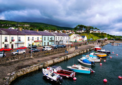 A View of Carnlough