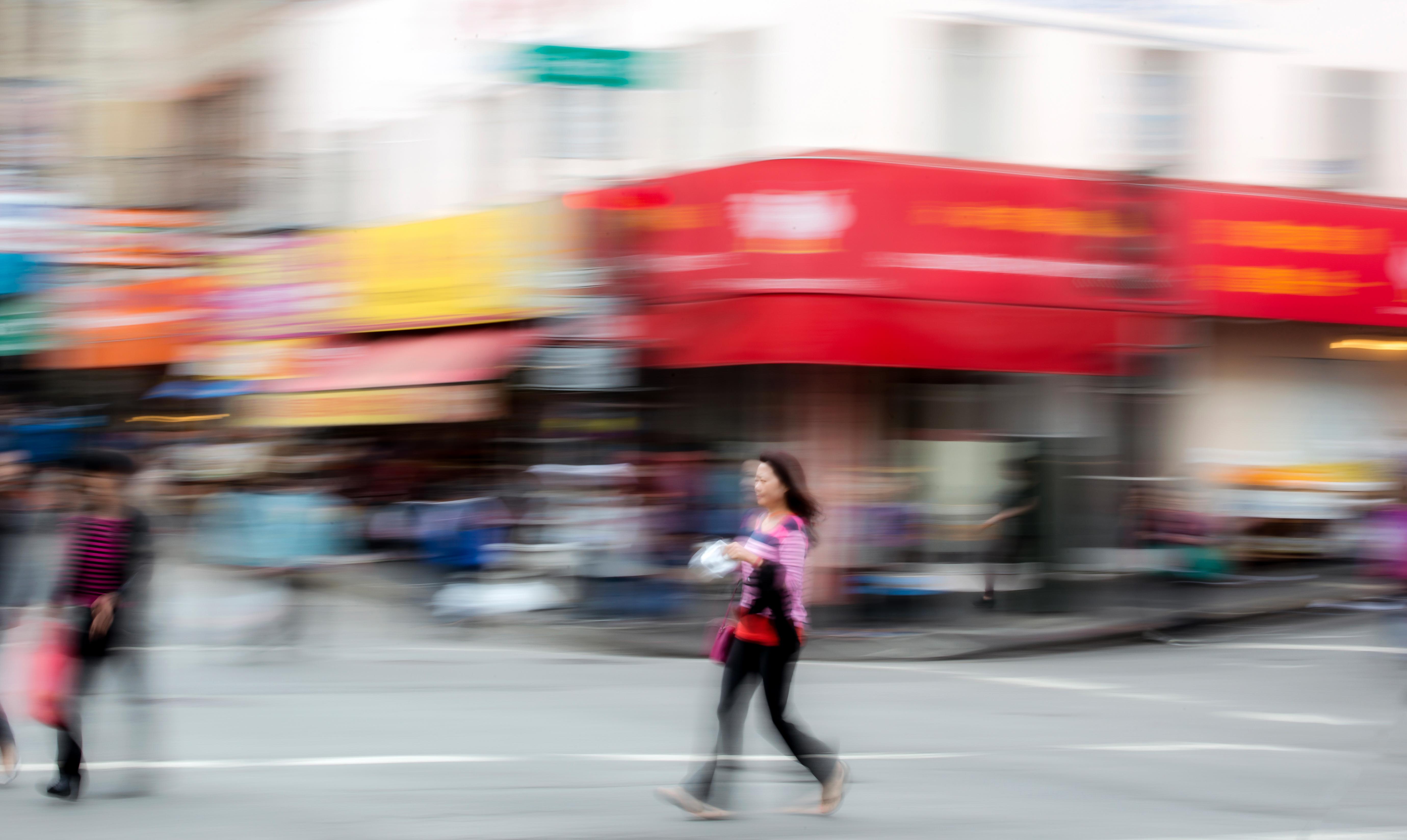 Zipping Across the Street