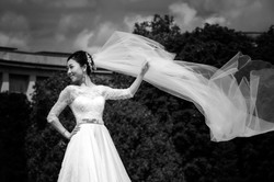 Windswept Bride