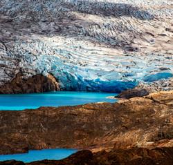 Upsala Glacier from El Mirador
