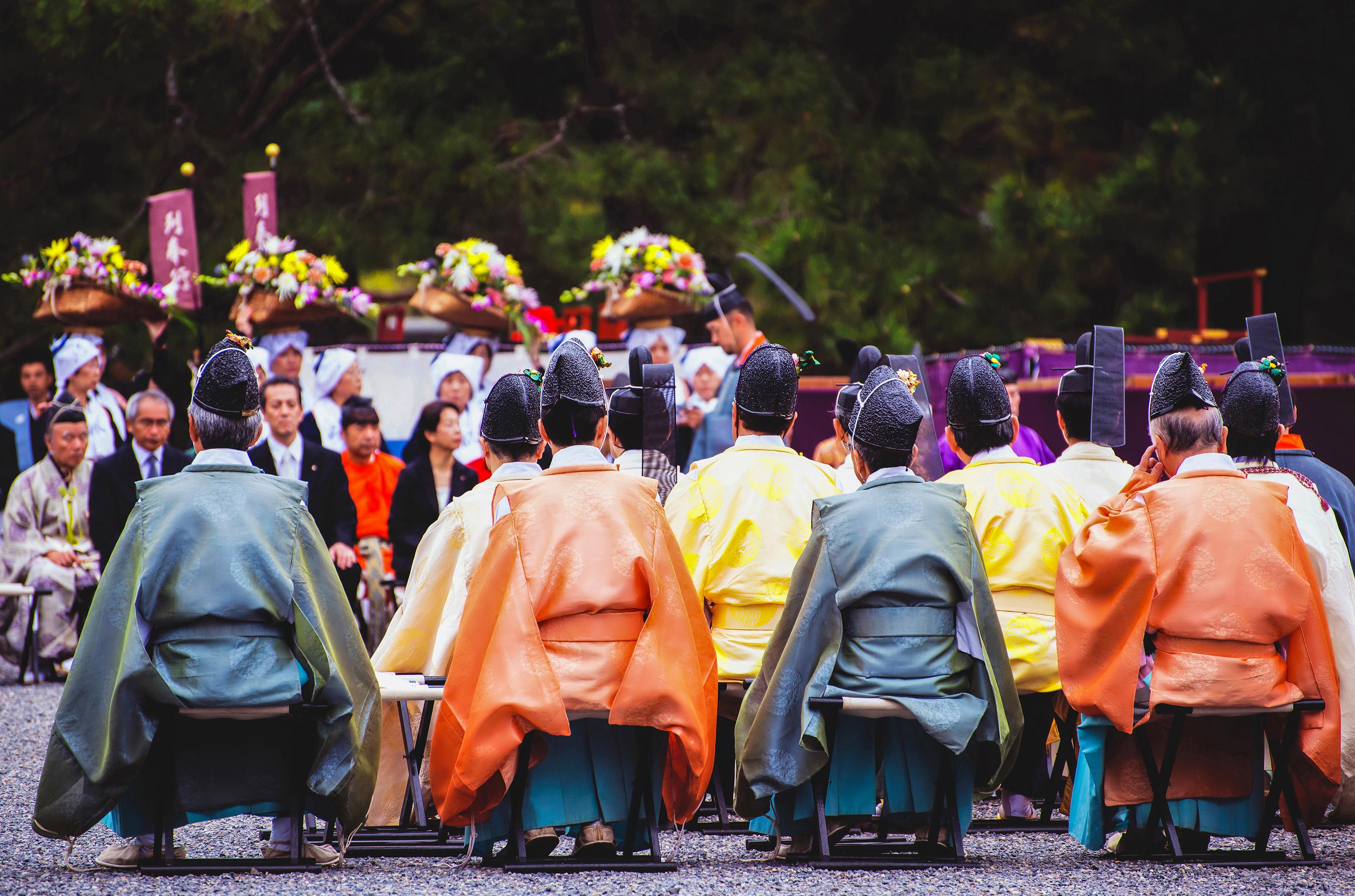 Jidai Matsuri Festival Kyoto Japan-6