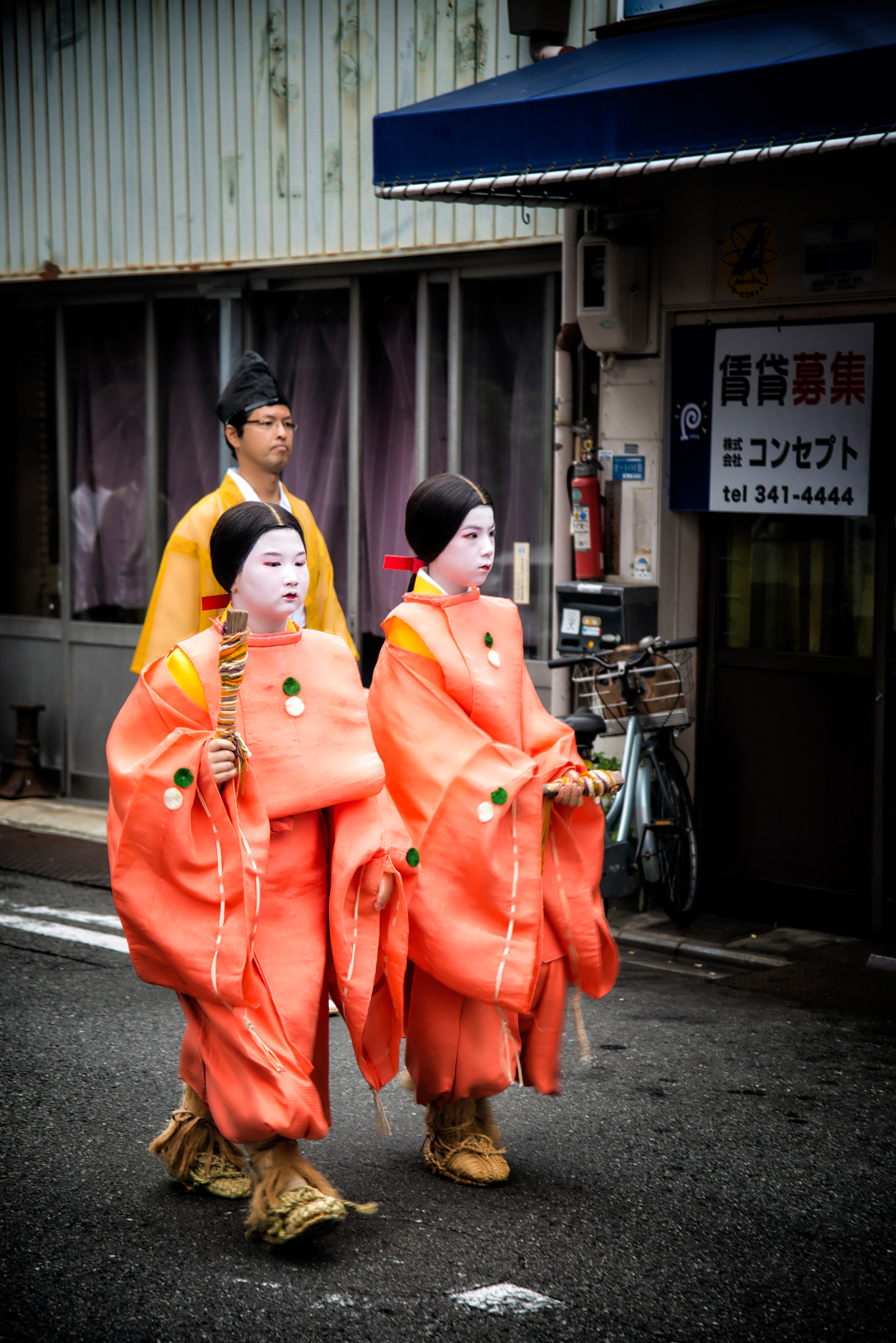 Jidai Matsuri Festival Kyoto Japan-1