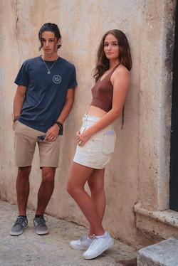 Julian & Amelie in Dubrovnik