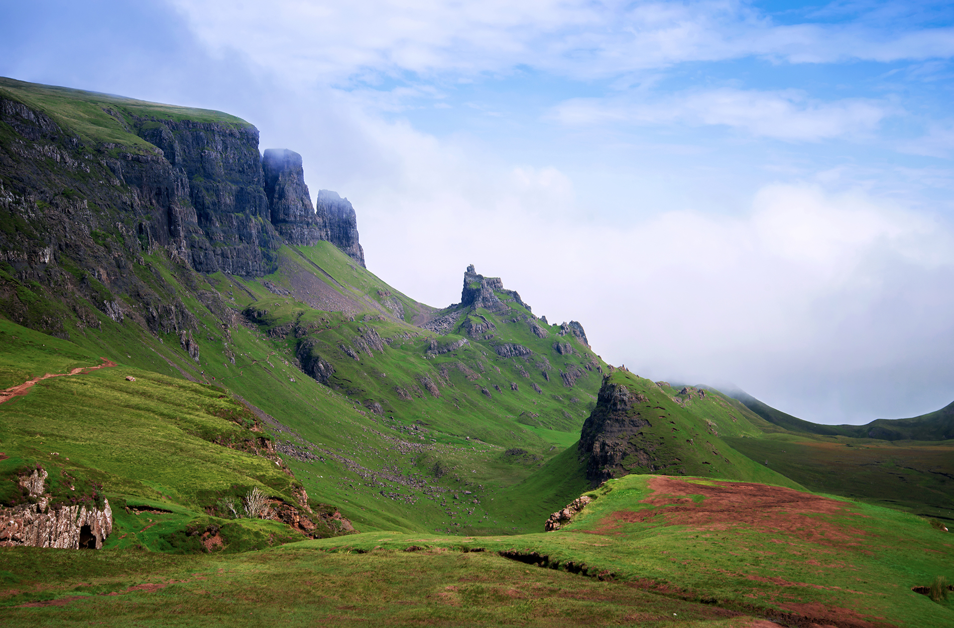Goodbye, Quiraing