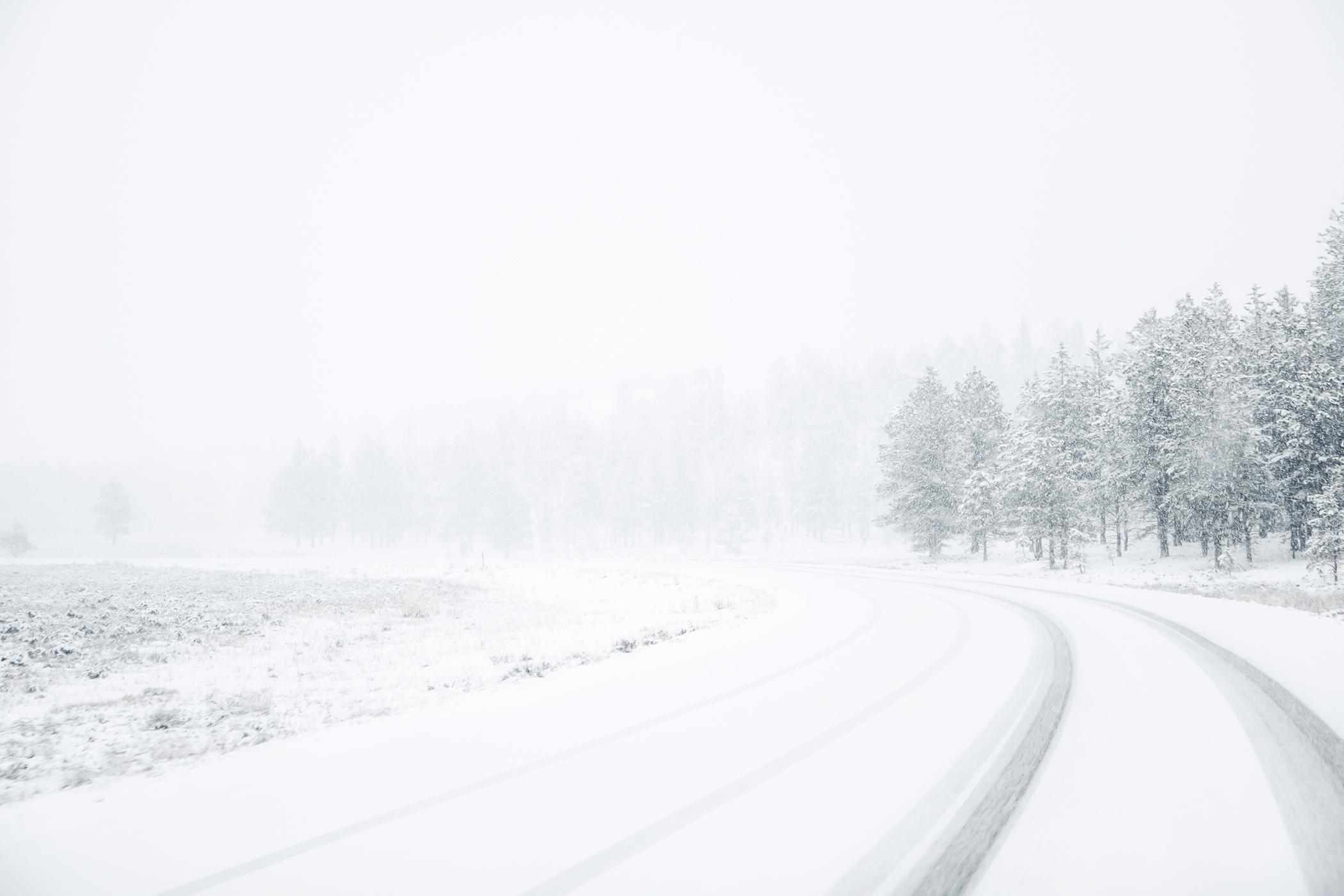 Fade into white