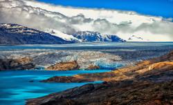 Upsala Glacier desde El Mirador-Estancia
