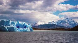 Iceberg in El Calafate