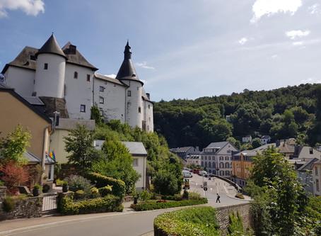 City | Clervaux, Luxemburg