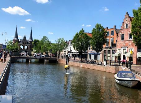 City | Sneek (Snits), Friesland