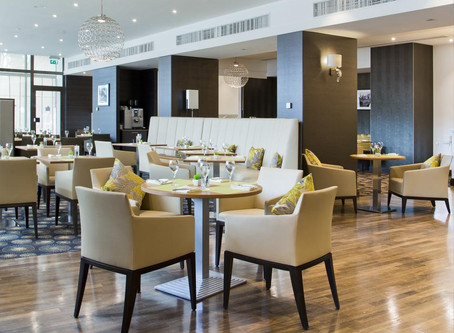 Review | Doubletree by Hilton Luxemburg