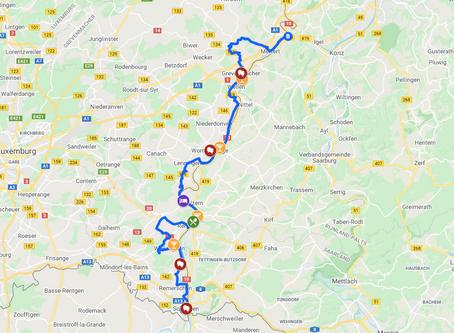 ROUTE | Wijnroute langs de Moezel (Luxemburg)