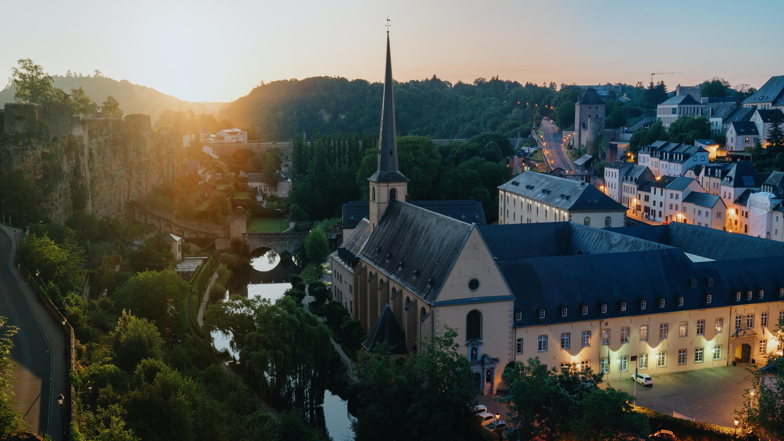 Grund - Luxemburg Stad
